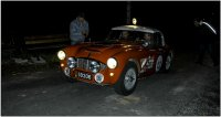 Rallye historic, Austin Healey 3000 MK3