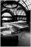 Le Grand Palais encore salon d'expositions