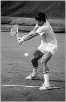Tennis, Jimmy Connors, Rolland Garros