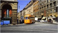 Rome, le tramway
