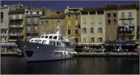 Saint-Tropez, le port